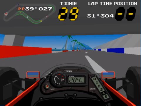Virtua Racing et Virtua Fighter, le virage de la 3D parfaitement négocié
