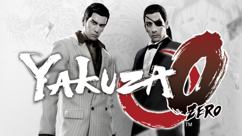 Yakuza Zero : The Place of Oath sur ONE