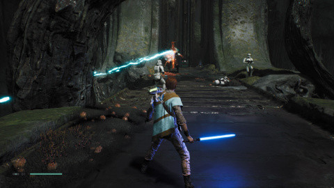 Star Wars Jedi: Fallen Order, la véritable Force d'un AAA Solo?