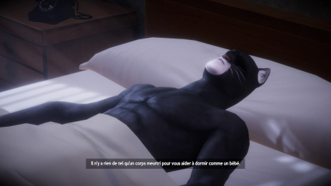 Blacksad : Under the Skin, un polar noir grisant mais teinté de défauts