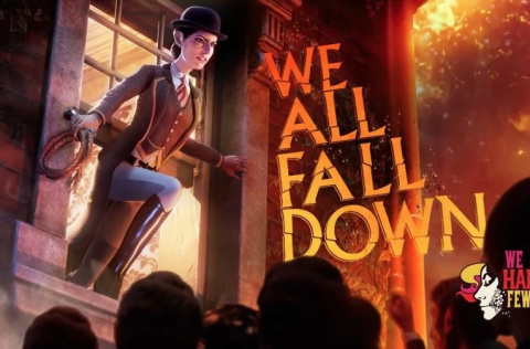 We Happy Few : We All Fall Down sur PS4