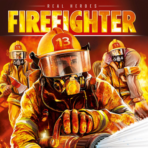 Real Heroes : Firefighter sur Switch
