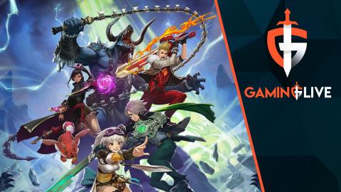 Battle Breakers : on termine des niveaux... sans jouer