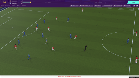 Football Manager 2020 est disponible gratuitement pendant une semaine