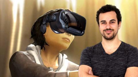 Half Life : Alyx en VR - Pourquoi ce n'est pas une si mauvaise idée... Notre avis en vidéo