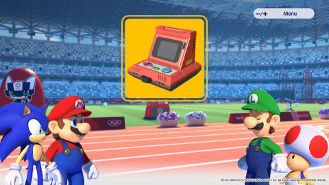 Chapitre 1 : Une console de jeu mystérieuse