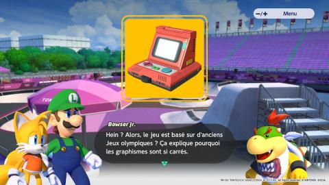 Chapitre 5 : La console de jeu perdue