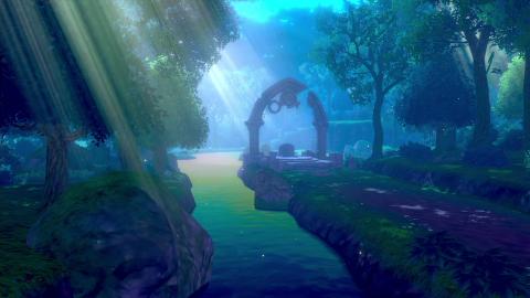 Retour dans la Forêt de Sleepwood (1)