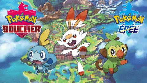 Pokémon Épée / Bouclier : soluce et Pokédex complet