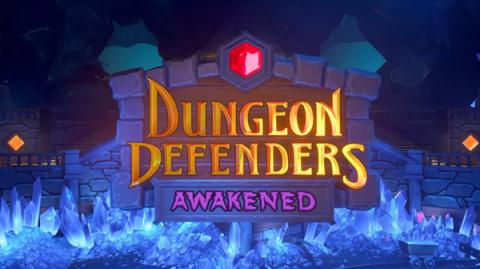 Dungeon Defenders : Awakened sur PS4