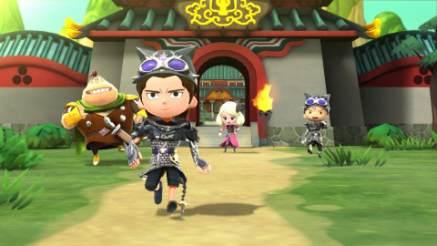 Snack World : Mordus de Donjons GOLD, solution complète