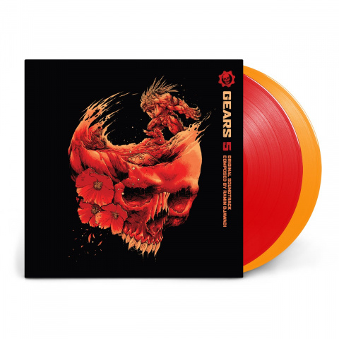 Gears 5 : La bande-son du jeu s'offre deux vinyles