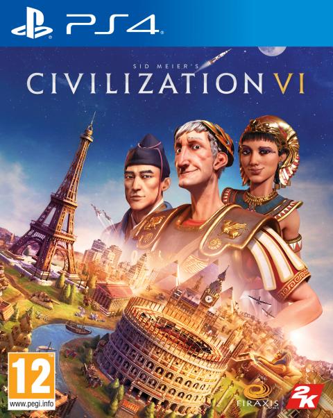 Civilization VI sur PS4