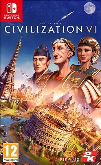Civilization VI sur Switch
