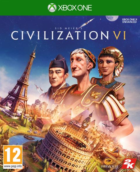Civilization VI sur ONE