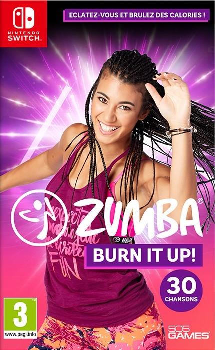 Zumba : Burn it Up ! sur Switch