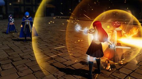 [MàJ] Fairy Tail : cinq nouveaux personnages jouables dévoilés