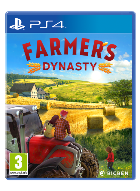 Farmer's Dynasty sur PS4