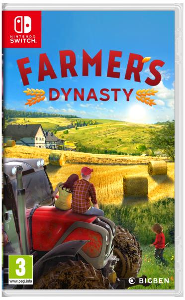 Farmer's Dynasty sur Switch