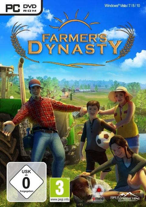 Farmer's Dynasty sur PC