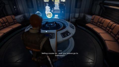 Star Wars Jedi : Fallen Order, un bug fatal découvert ! Comment l'éviter ?