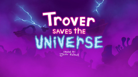 Trover Saves the Universe sur Switch