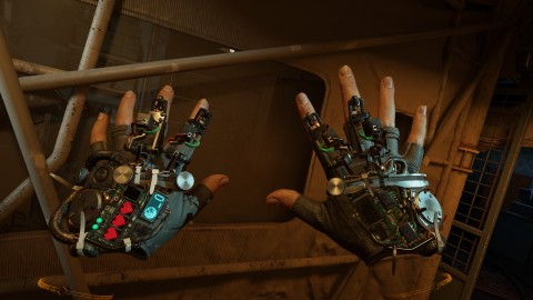 """Half-Life : Alyx - """"il y a tant d'opportunités que nous ne pouvons pas vraiment traduire sur clavier"""""""