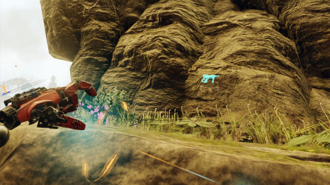 Stormland : L'ambitieux shooter d'Insomniac vise juste