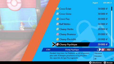 CT (Capsules Techniques) : liste et emplacements