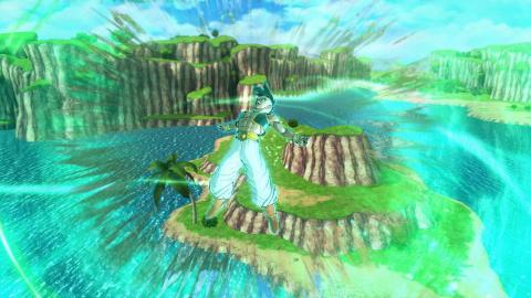 Dragon Ball Xenoverse 2 : Oob se présente en images