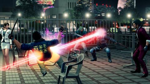 Yakuza : Like a Dragon présente ses familles de gangsters et de militaires