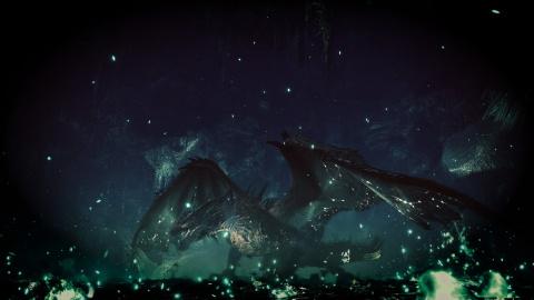 Monster Hunter World : Iceborne - le Zinogre stygien est prêt à frapper