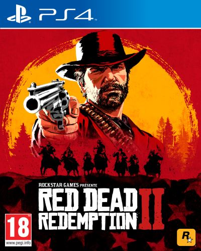 Black Friday : Red Dead Redemption 2 sur PS4 et Xbox One à 19,99€