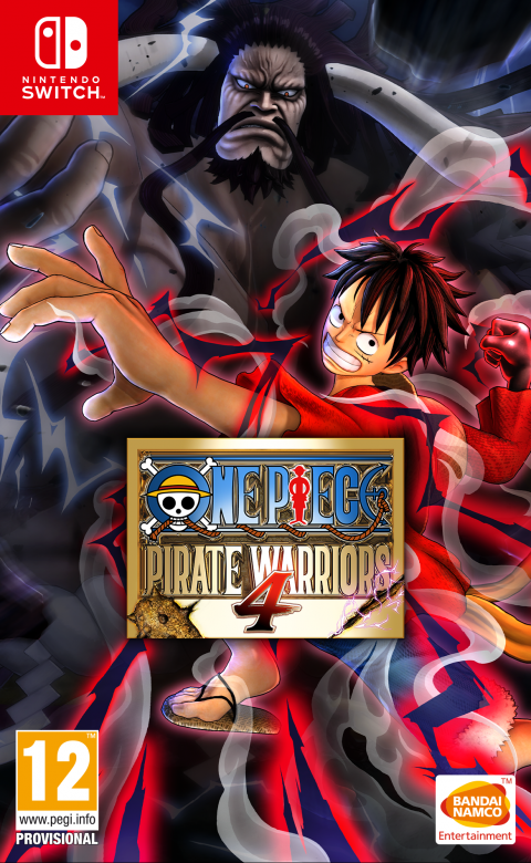 One Piece : Pirate Warriors 4 sur Switch