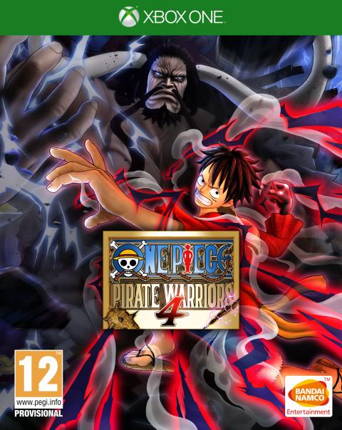 One Piece : Pirate Warriors 4 sur ONE