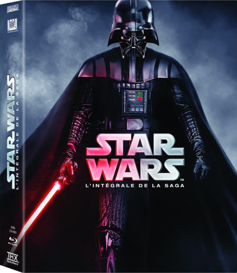 Black Friday : Star Wars double trilogie en blu-ray sabre les prix