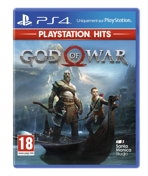 Black Friday : God of War à moins de 15€