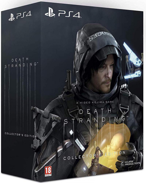 Black Friday : Death Stranding - Collector's Edition à 189,99€