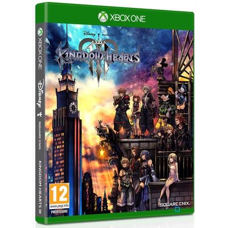 Black Friday : Kingdom Hearts 3 Xbox One à 19,99€