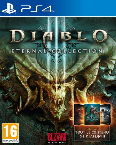 Black Friday : Diablo III Eternal Collection au paradis des prix