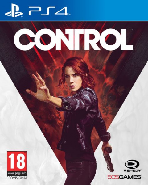 Black Friday : Control à 29,99€ sur PS4
