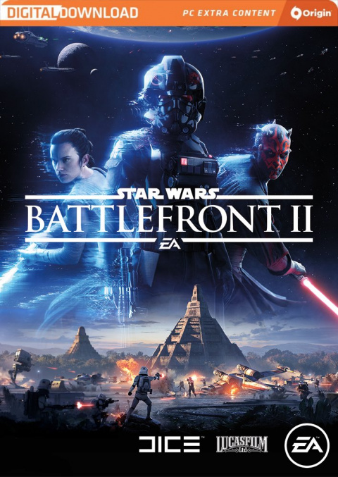 Black Friday : Star Wars Battlefront II à prix cassé sur Amazon