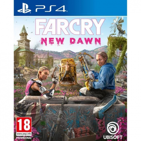 Black Friday : Far Cry New Dawn PS4 à 16,99€ chez Cdiscount