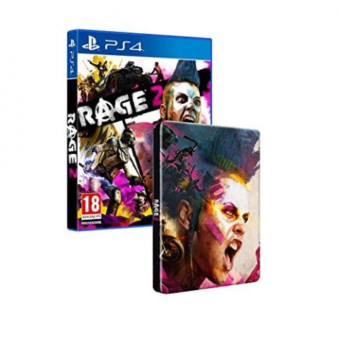 Black Friday : Rage 2 + Steelbook Exclusif à 19,99€