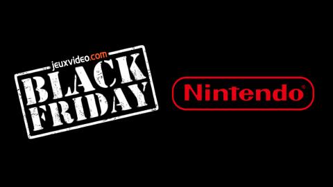 Black Friday Nintendo Switch : Les meilleures offres et promotions