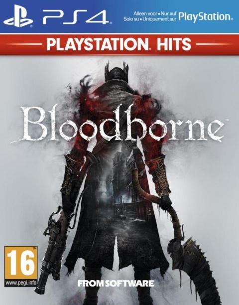 Black Friday : Bloodborne sur Playstation 4 à 9,99€