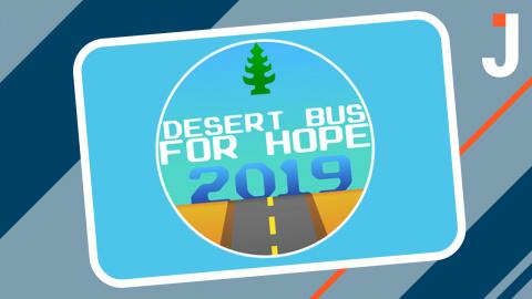 Le Journal du 27/11/19 : Oculus Quest, Desert Bus de l'Espoir, héros de jeu et icônes IRL ...