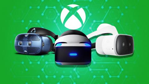 Microsoft et la VR : Je t'aime, moi non plus ?