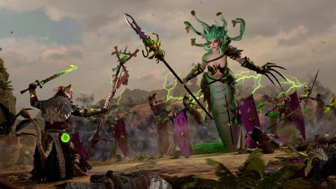 Les sorties du 12 décembre : Total War: Warhammer II - The Shadow & The Blade, Virgo Versus the Zodiac, ...