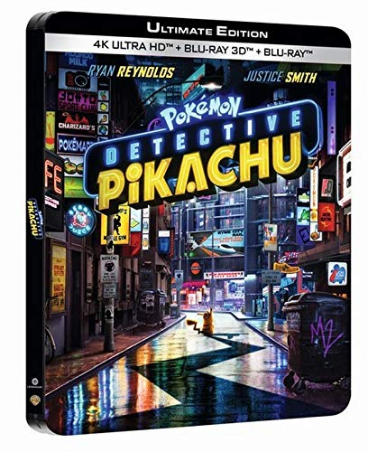 Black Friday : Le film Détective Pikachu Ultimate Edition à moitié prix !